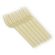 COMPOSTABLE FORK  (100) 2pks