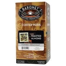 BARONET TOASTED ALMOND 20/2.5