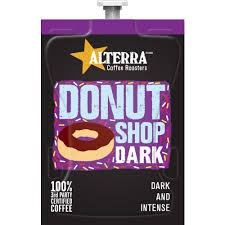 Alterra Donut Shop Dark