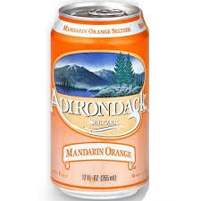 ADIRONDACK ORANGE SELTZER