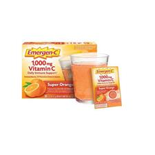 EMERGEN C SUPER ORANGE 30 CT