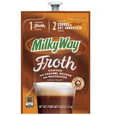 Milky Way Froth Topping 18ct