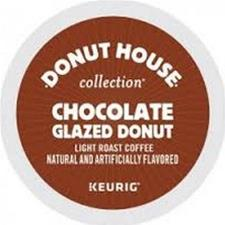 GM KCUP CHOC GLAZED DONUT/24