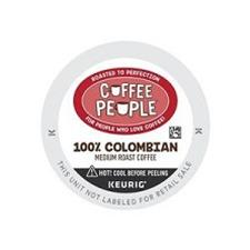 Coffee People K-Cup Colombian