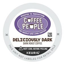 Coffee People K-Cup Deliciousl