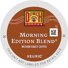 DIETRICH MORNING EDITION KCUP