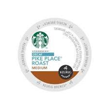 STARBUCKS KCUP PIKE DECAF(24)