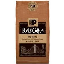Bean Peet`s Big Bang 1LB