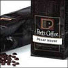 Bean Peet`s Decaf House 1 LB.