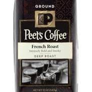 GROUND PEET`S FRENCH ROAST 1LB