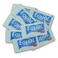 EQUAL SWEETNER 500 CT