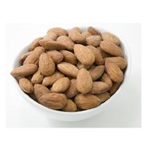 UNSALTED ROASTED ALMONDS 4 LB