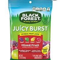 Black Forest Fruit Medley Frui