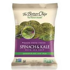 BETTER CHIP SPIN /KALE 18/2OZ