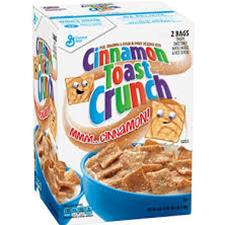 Cinnamon Toast Crunch  49.5 Oz