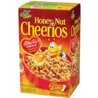 HONEY NUT CHEERIOS     55 OZ