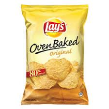 BAKED LAYS 60 CT POTATO CHIPS
