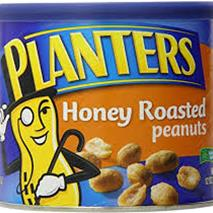 PLANTERS HONEY ROASTED 144/2OZ