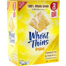 Wheat Thins 40oz