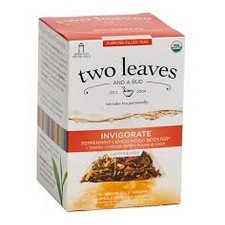 TWO LEAVES INVIGORATE
