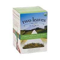 Two Leaves Matcha Mint Green 1