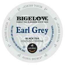 BIGELOW KCUP EARL GREY TEA
