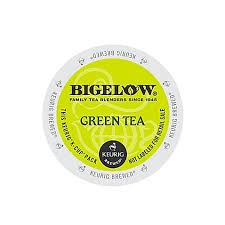 BIGELOW KCUP GREEN TEA