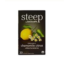 Steep Org Chamomile Citrus