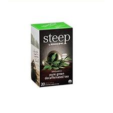 Steep Org Pure Green Decaf