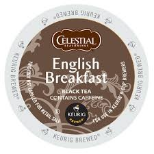 CELESTIAL KCUP TEA ENG BREAK