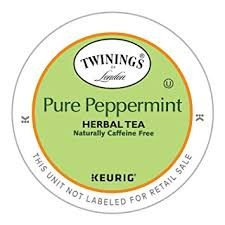 TWININGS KCUP PEPPERMINT