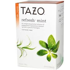 TAZO REFRESH MINT 24 CT