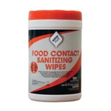 Food Contact Sanitizing Wipes
