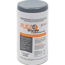 Flex Wipes One-Step Cleaner